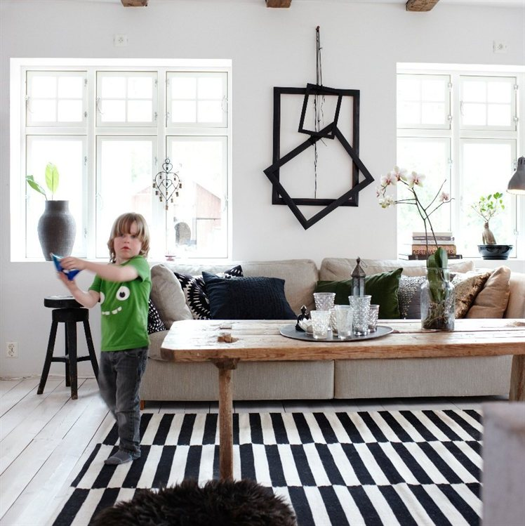 download image black and white ikea stockholm rug pc android iphone