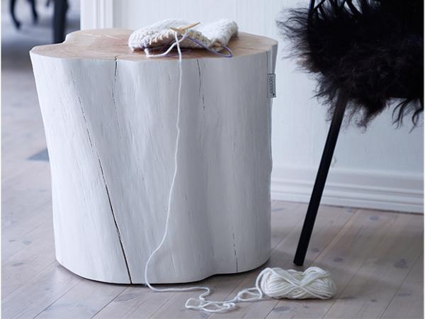 Fantastisk Ta in naturen och gör bord av stubbar! ‹ Dansk inredning och design ZJ-66