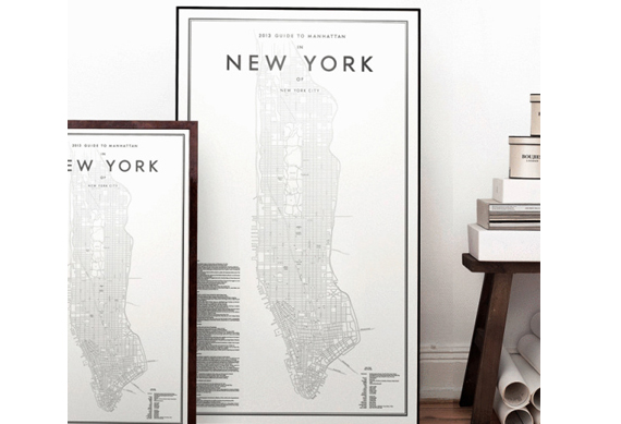 new york karta tavla Snygga tavlor från Ehrenstråle & Wågnert ‹ Dansk inredning och design new york karta tavla