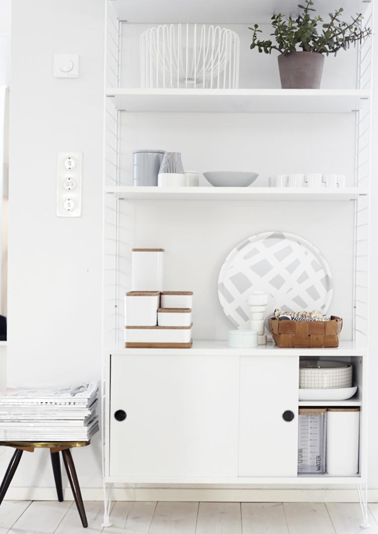 Stringhyllan u2013 Designklassikern som funkar minst lika bra i köket! u2039 Dansk inredning och design