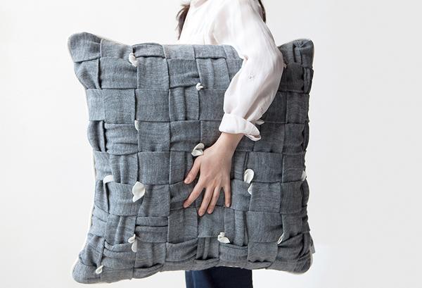Dejting långdistans kudde till försäljning