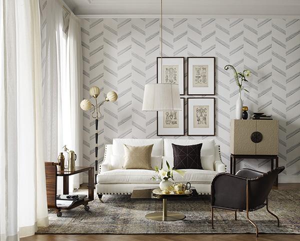 Grace en ny tapetkollektion inspirerad av svensk art for Wallpaper home modern