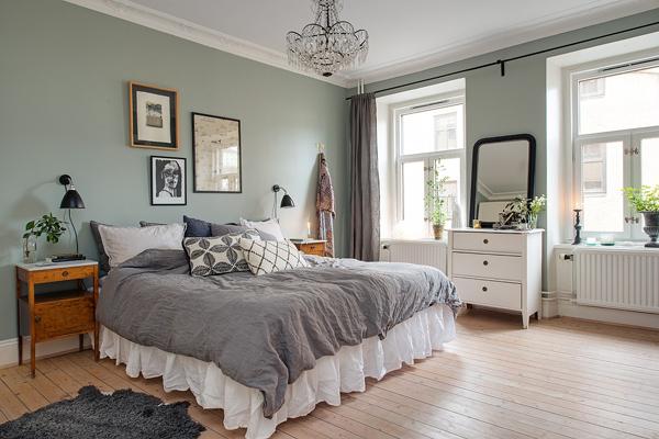 Charmig och personligt inred lägenhet i Linnestaden ‹ Dansk ...