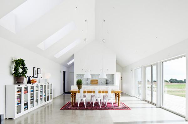 Minimalistiskt p sterlen dansk inredning och design for Casa minimalista concepto
