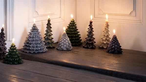 Inspiration broste copenhagen julen 2014 dansk inredning och design - Blinkender weihnachtsbaum ...