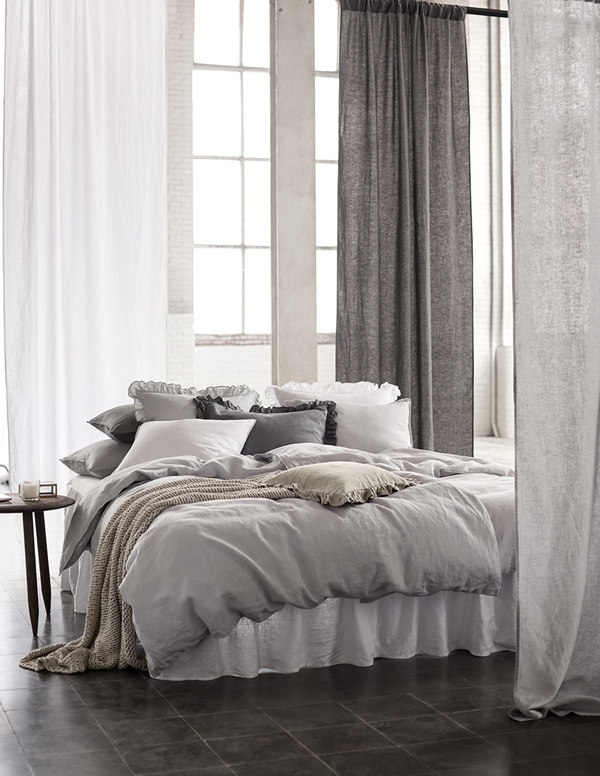 pastell och gr a toner hos h m home v ren 2015 dansk inredning och design. Black Bedroom Furniture Sets. Home Design Ideas