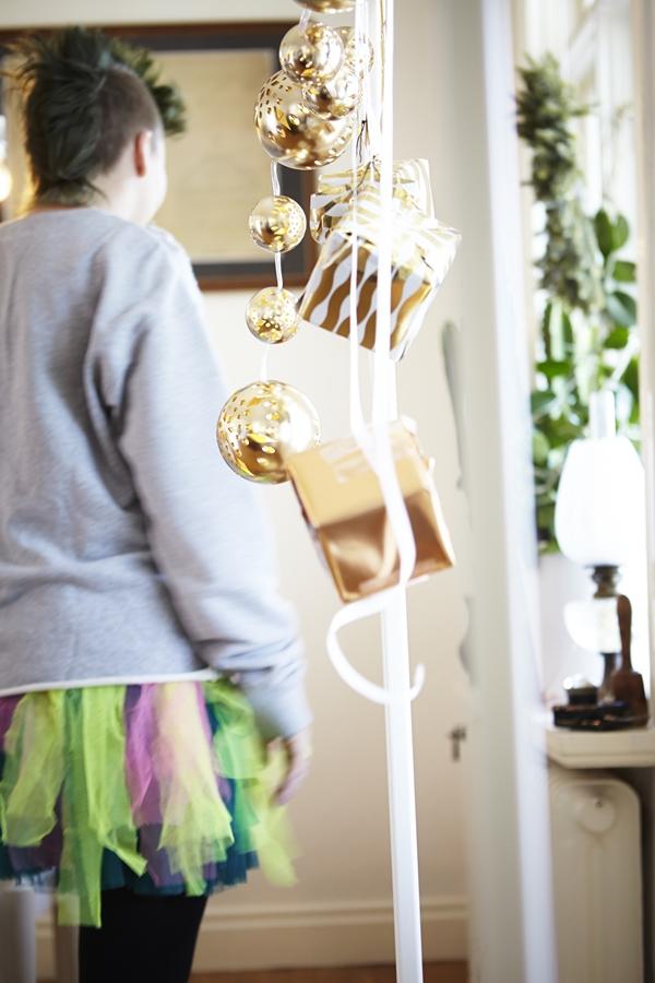 IKEA Julen 2014 inspiration gold