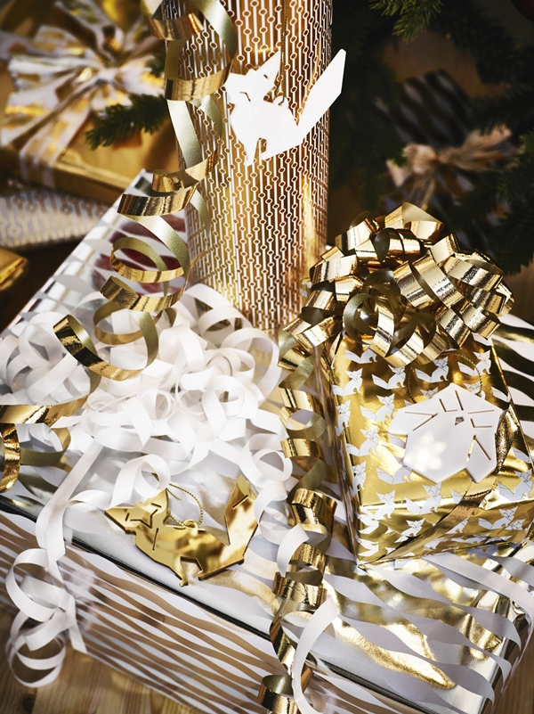 IKEA Julen 2014 dukning