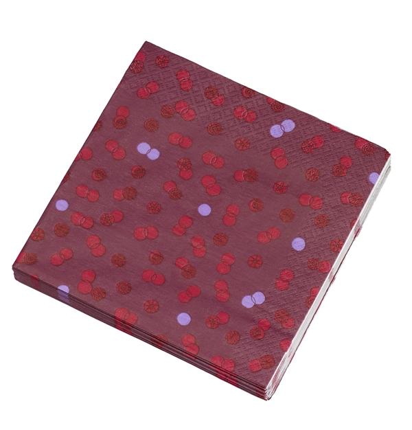 Rondello_red_napkin_33cm