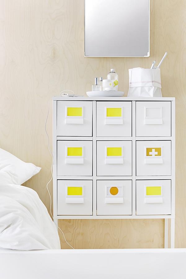 SPRUTT IKEA förvaring