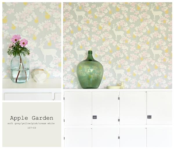 apple garden grey 107-03