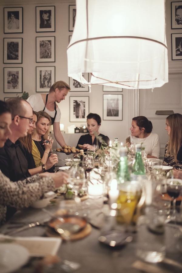 bloggträff Italiensk fest afton trendenser 13