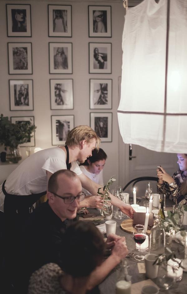 bloggträff Italiensk fest afton trendenser 7