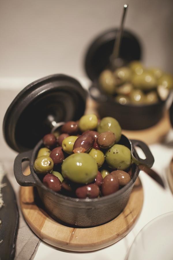bloggträff Italiensk fest afton trendenser olive