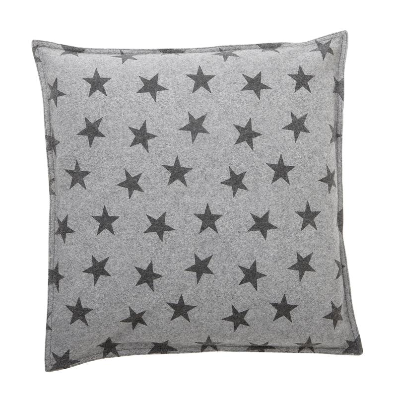 grå kudde stjärnor trendsisters