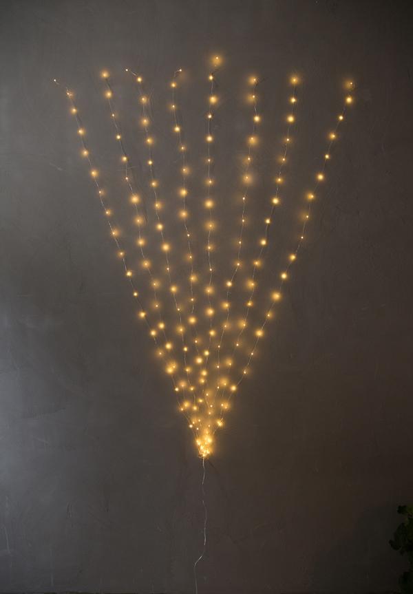 micro ljusslinga watt veke