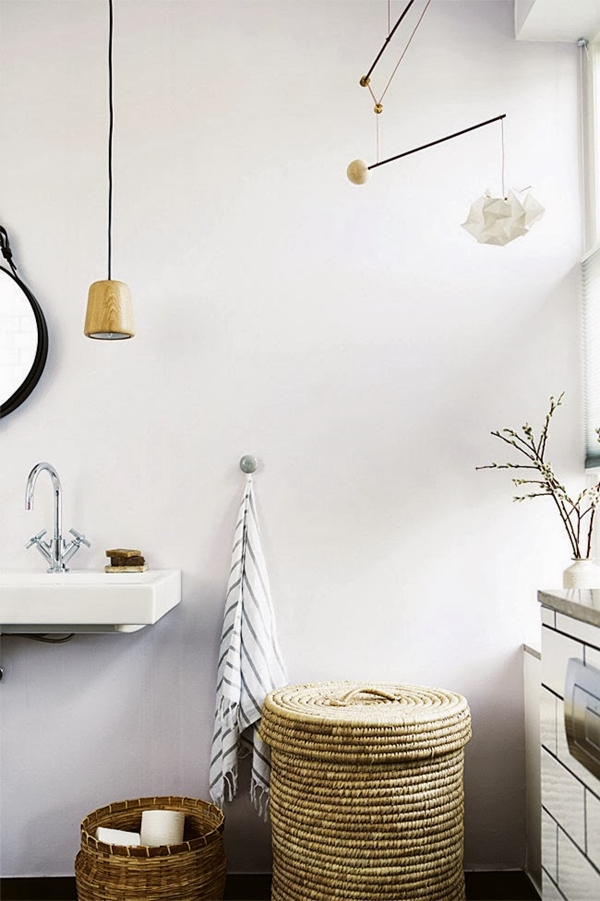 scandinavian-bathroom badrum inspiration homelife trendspanarna.nu