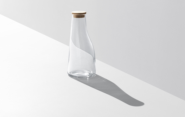 3586157_BARBRY CARAFE 0.5L GLASS