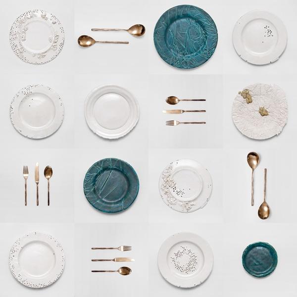 Collage Eccentric Plates Daniel van Dijck