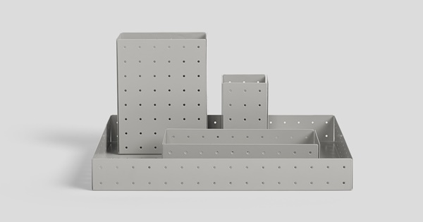Punched Organizer Family