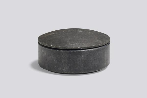 WH Lens Box Unstackable S black
