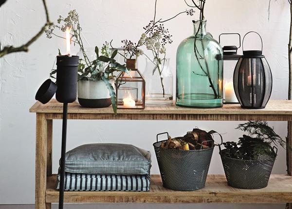 House doctor v ren 2015 dansk inredning och design - Plantas secas decoracion ...