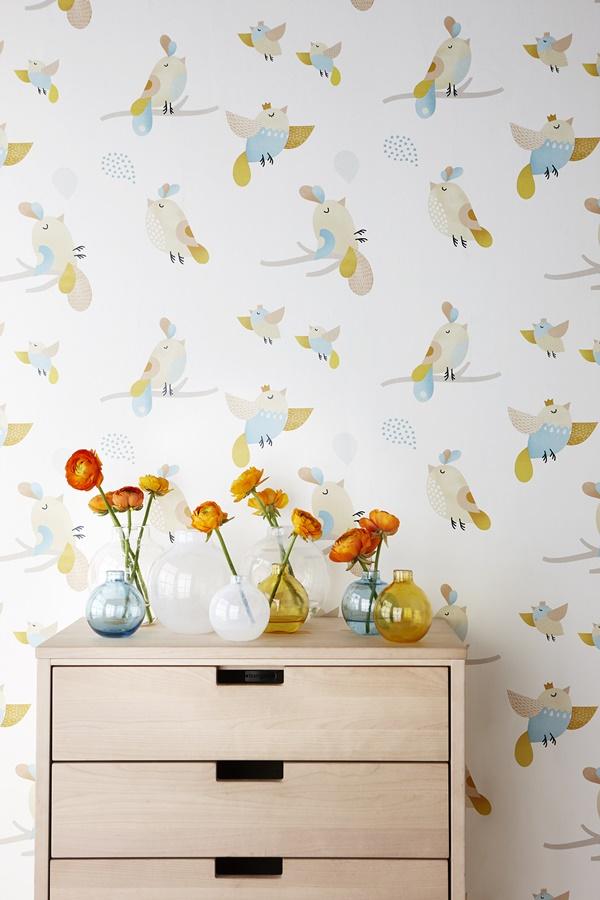 Bird - Michelle Carlslund - Photowall