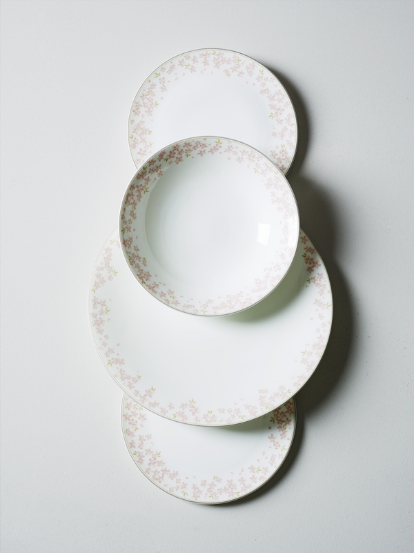 Rosa Slåpe dishes
