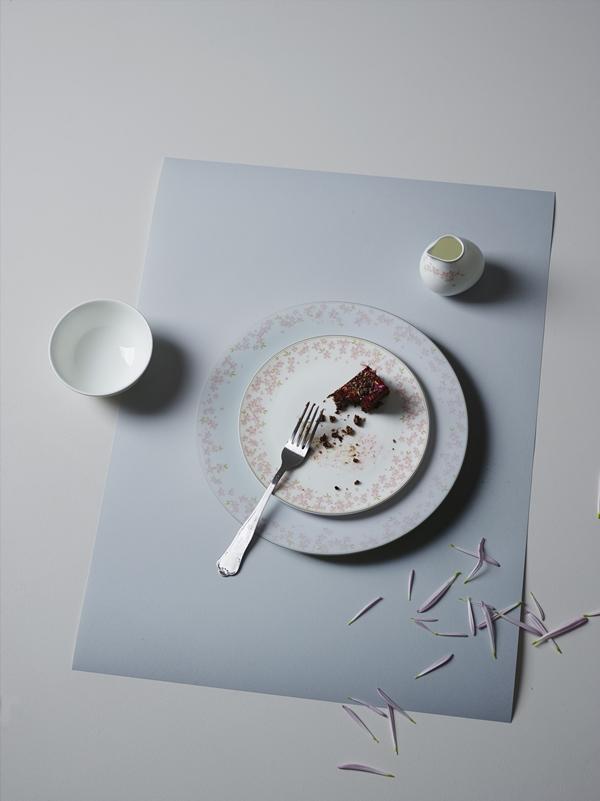 Rosa Slåpe poster cake