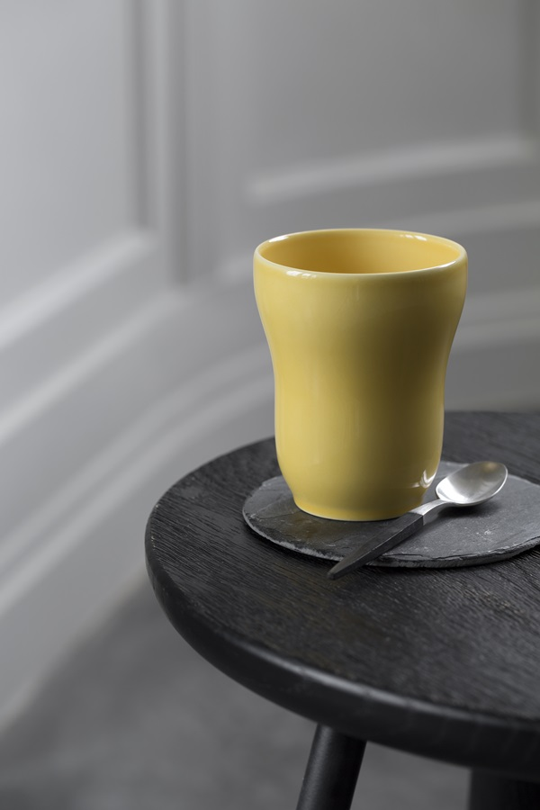 Ursula Mug Yellow 1