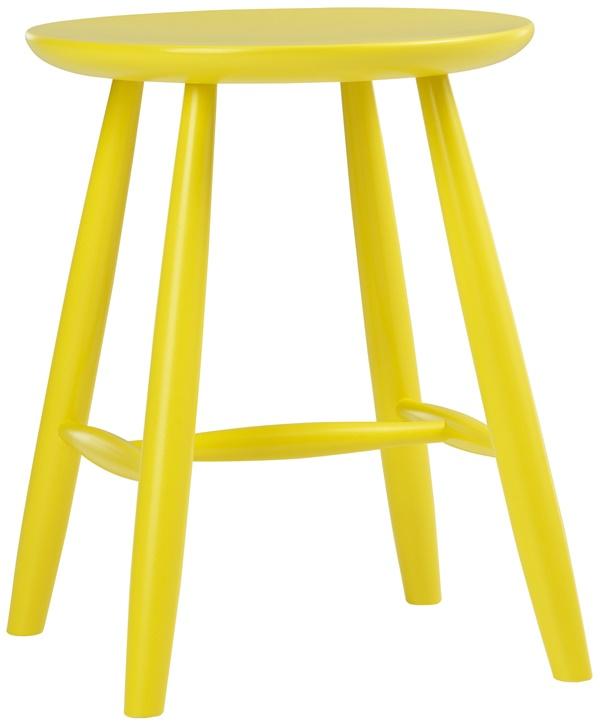 pinnpall-rund-lack-gul15