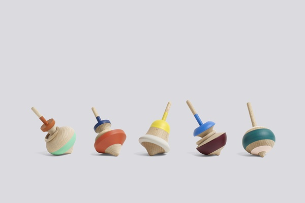 Spinning Top Colour Family