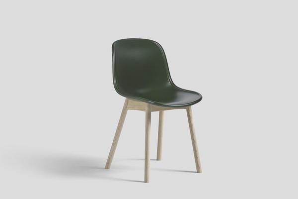 WH Neu13 ash matt lacquer green