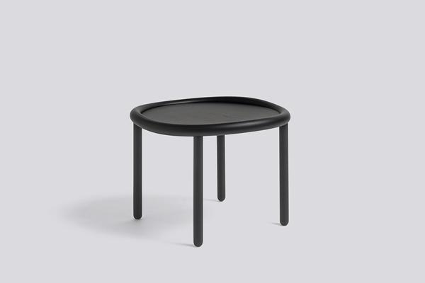 WH Serve Table 51 black top-black legs