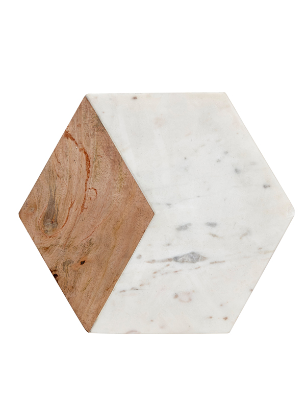 skärbräda marmor och mangoträd trendsisters