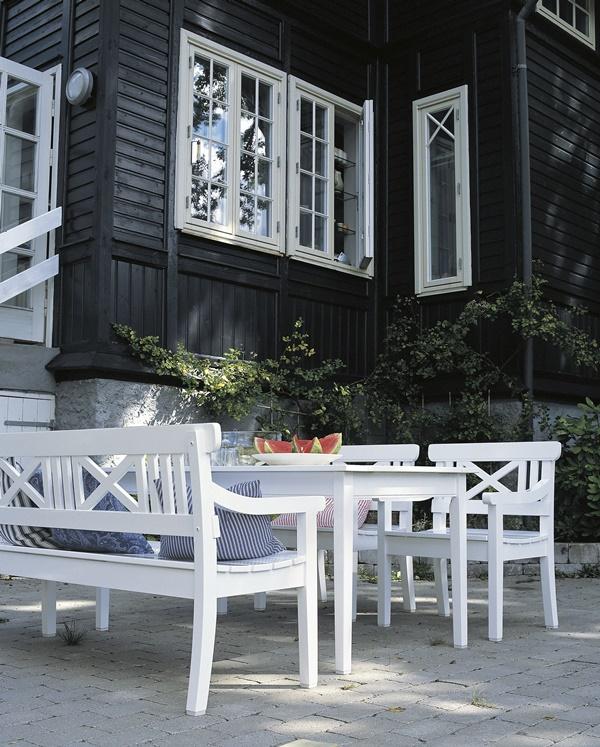 Drachmann Chair, White 04