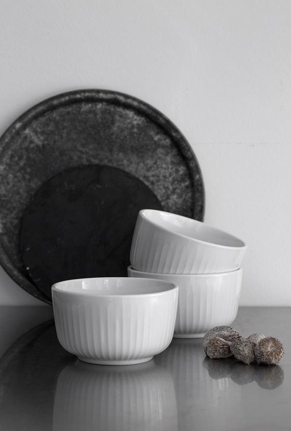 Hammershøi Bowls Ø130 White 1