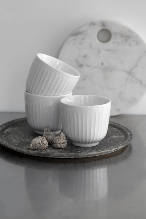 Hammershøi Cups H80 White 1