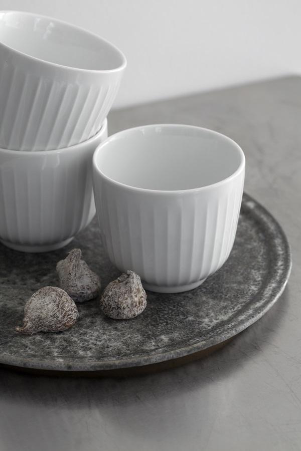 Hammershøi Cups H80 White 2