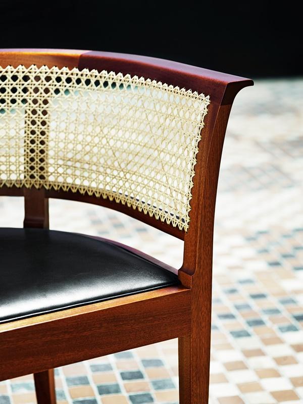 Faaborg_Chair_Mahogny_closeup