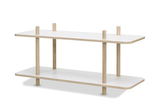 DO Shelf System, 2 Shelves 01
