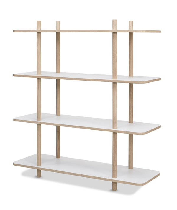 DO Shelf System, 4 Shelves 01
