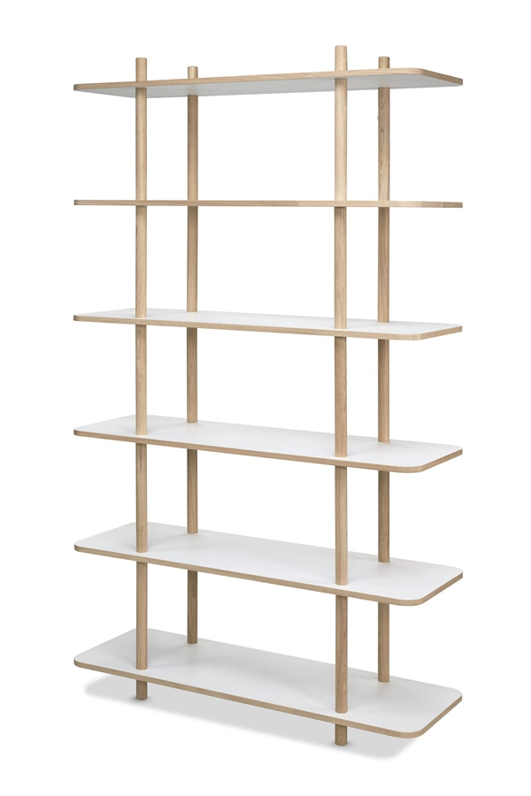 DO Shelf System, 6 Shelves 01