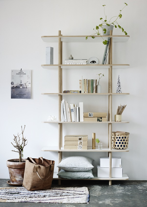 DO Shelf System, 6 Shelves 02