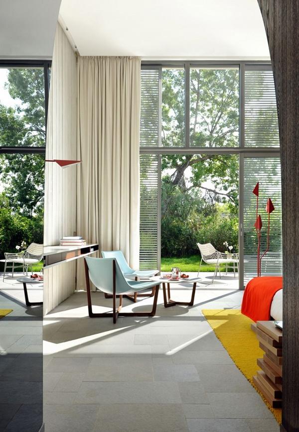 ljuvliga hotellet sezz i saint tropez dansk inredning och design. Black Bedroom Furniture Sets. Home Design Ideas
