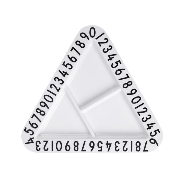 Melamine_Triangular
