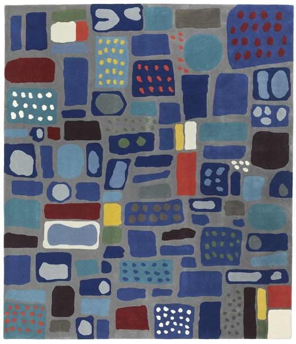 Svenskt Tenn Carpet Frank  Mosaik_1