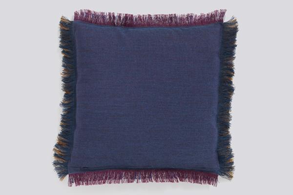Fray Cushion 50x50 amber 02