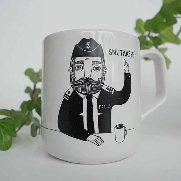 Mugg-Snutkaffe