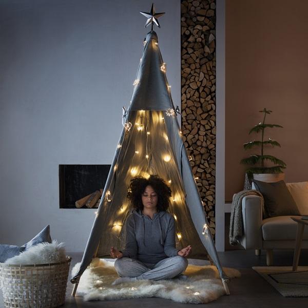 Ljus, modern och fräsch jul hos IKEA 2015 ‹ Dansk inredning